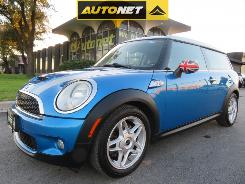 Mini Cooper Clubman 2009 price $7,980