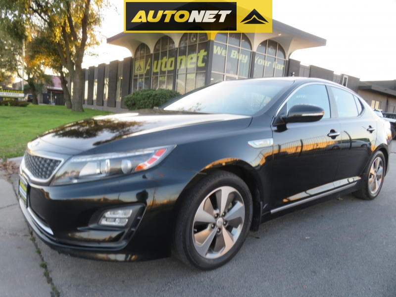 Kia Optima Hybrid 2014 price $8,590