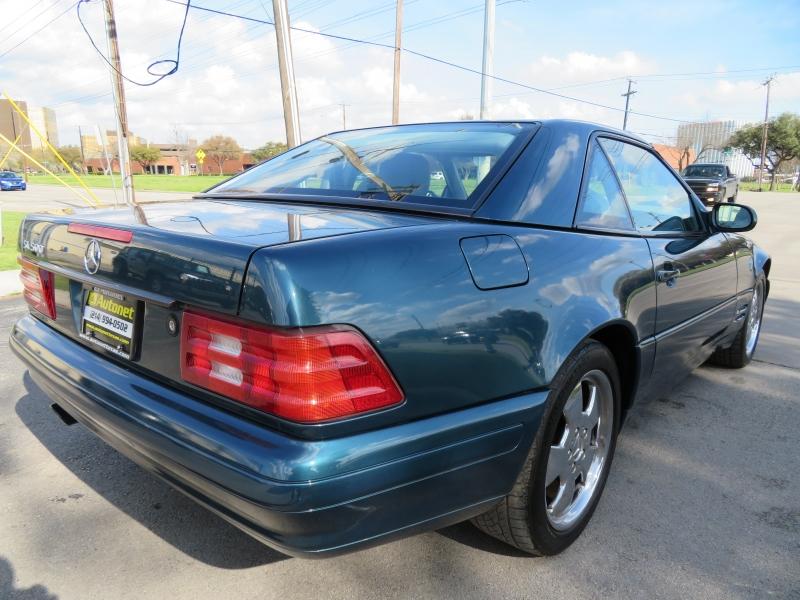 Mercedes-Benz SL Class 1999 price $6,980