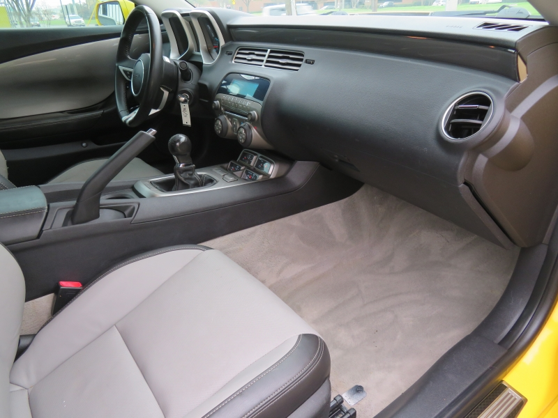 Chevrolet Camaro 2010 price $11,590