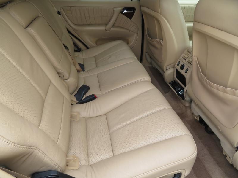 Mercedes-Benz M-Class 2002 price $3,590