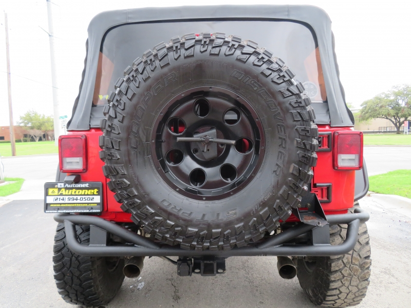 Jeep Wrangler 2008 price $15,995
