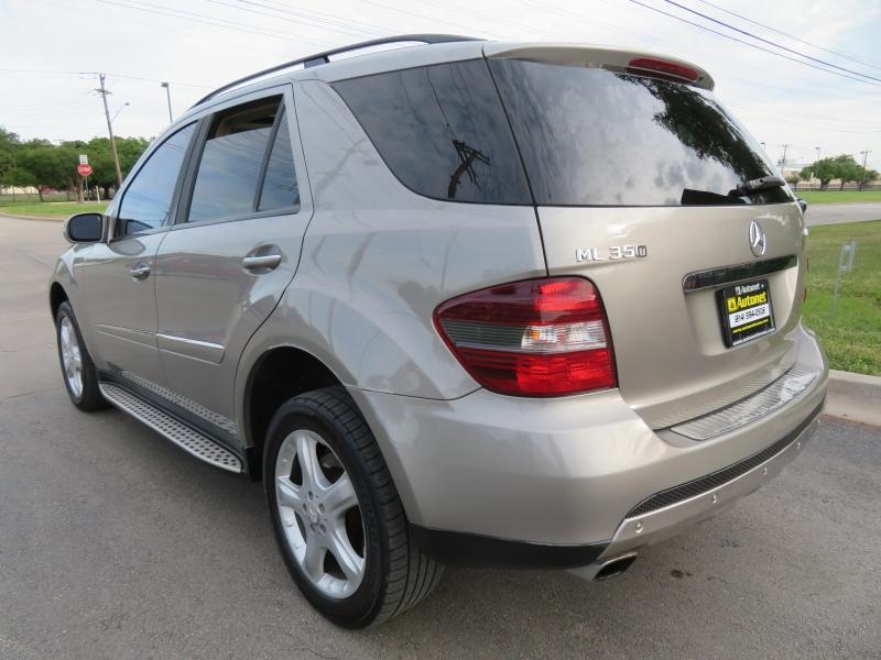 Mercedes-Benz M-Class 2008 price $5,490