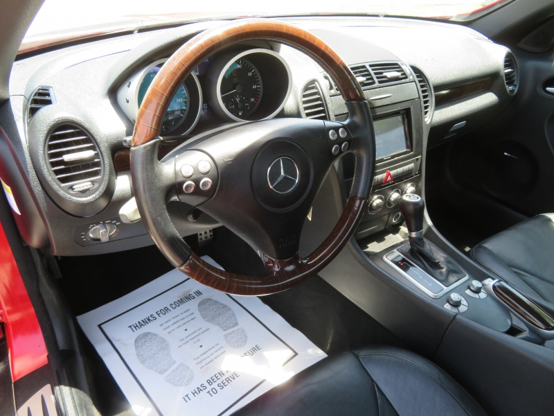 Mercedes-Benz SLK-Class 2008 price $10,980