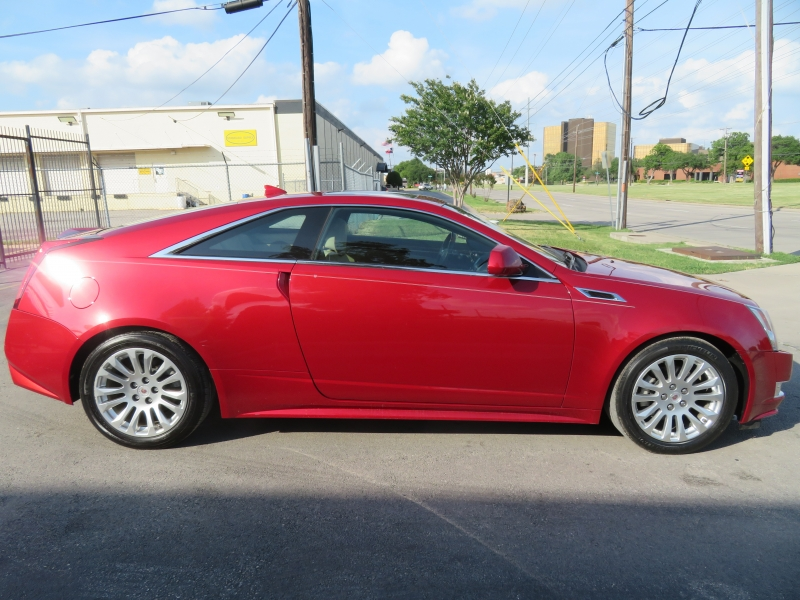 Cadillac CTS Coupe 2011 price $14,850