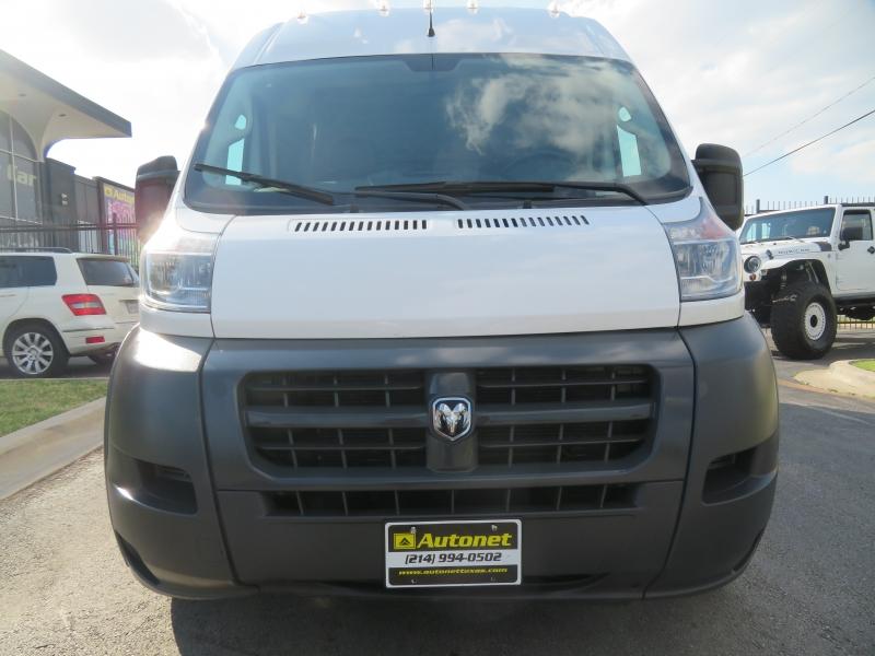 RAM ProMaster Cargo Van 2018 price $16,980