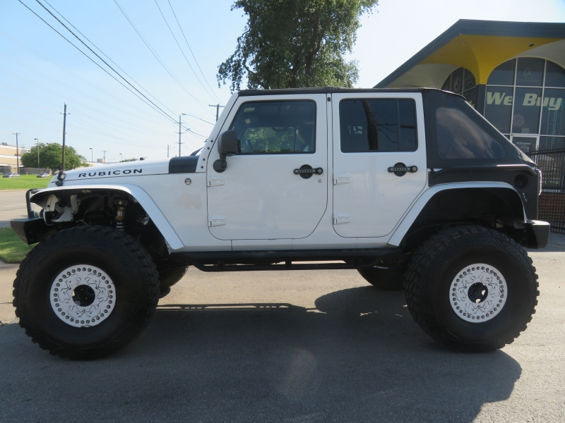 Jeep Wrangler Unlimited 2012 price $29,820