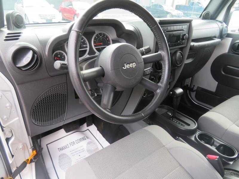 Jeep Wrangler 2007 price $10,980