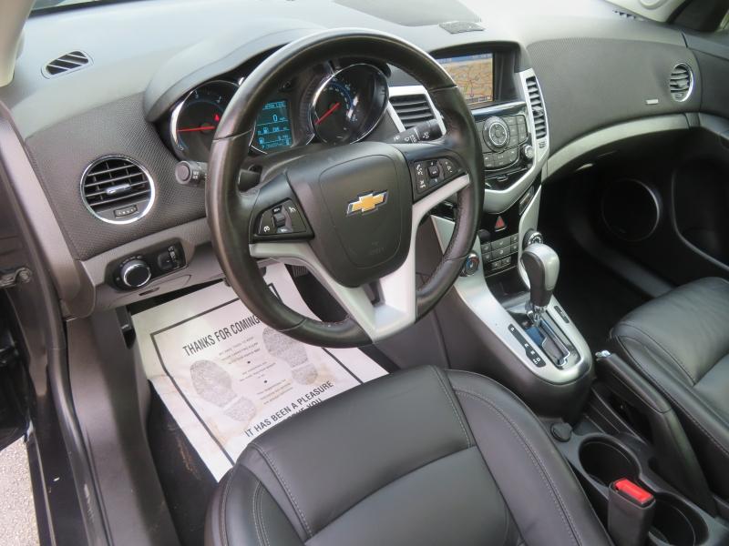 Chevrolet Cruze 2015 price $5,995