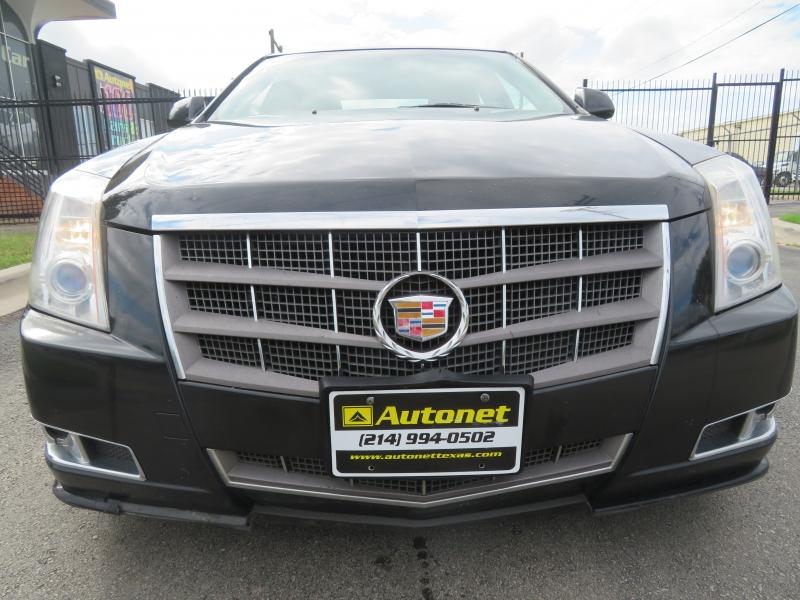 Cadillac CTS Sedan 2011 price $6,490