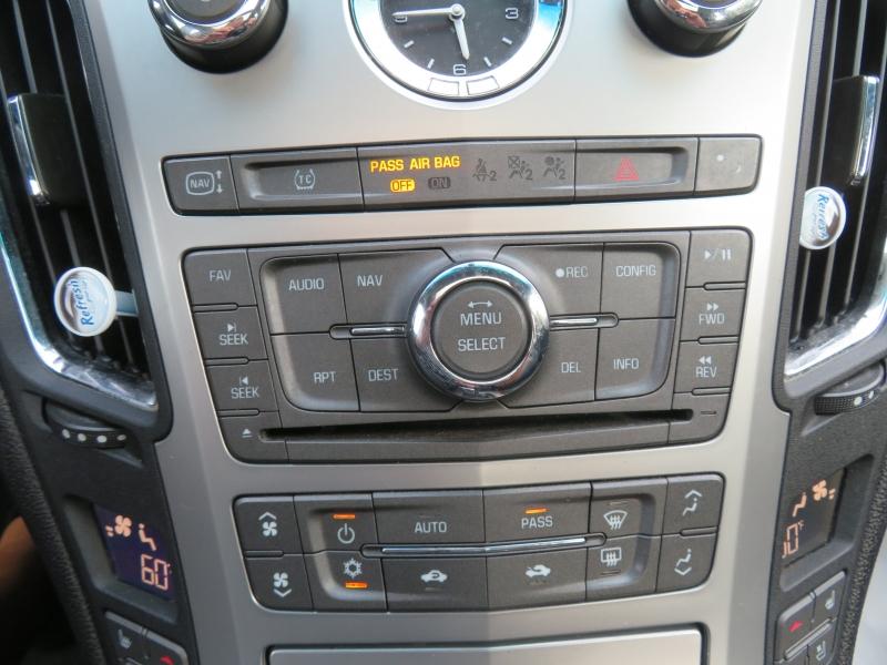 Cadillac CTS Sedan 2011 price $6,590