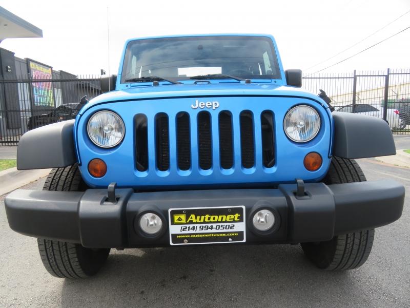 Jeep Wrangler 2010 price $13,980