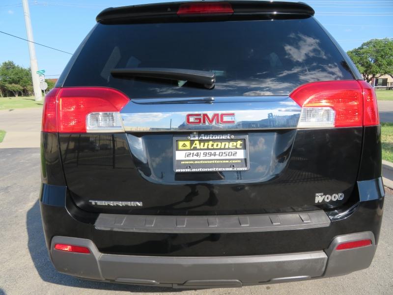 GMC Terrain 2011 price $7,490
