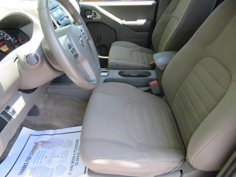 Nissan Frontier 2016 price $10,590