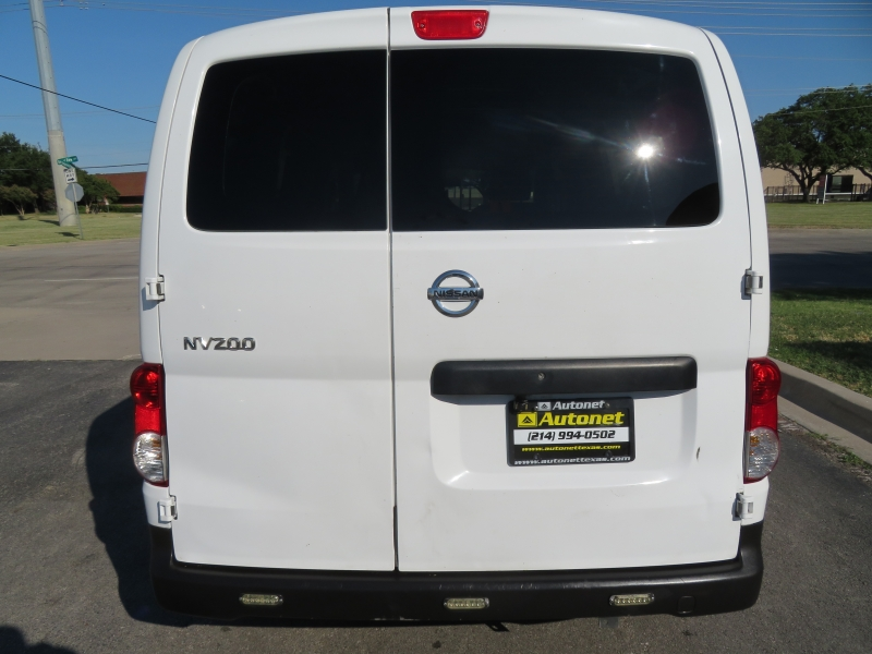 Nissan NV200 2015 price $11,490