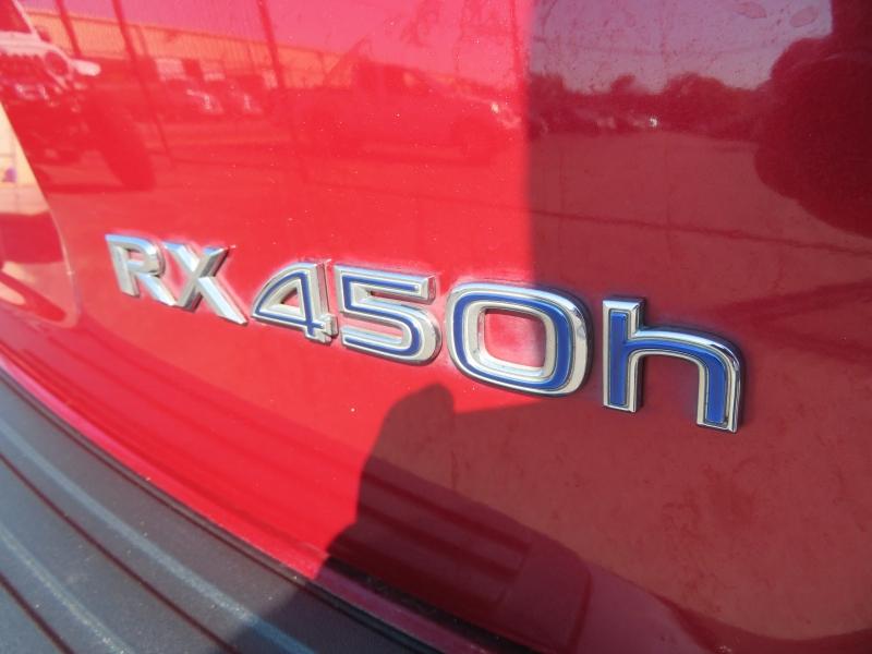 Lexus RX 450h 2010 price $8,999