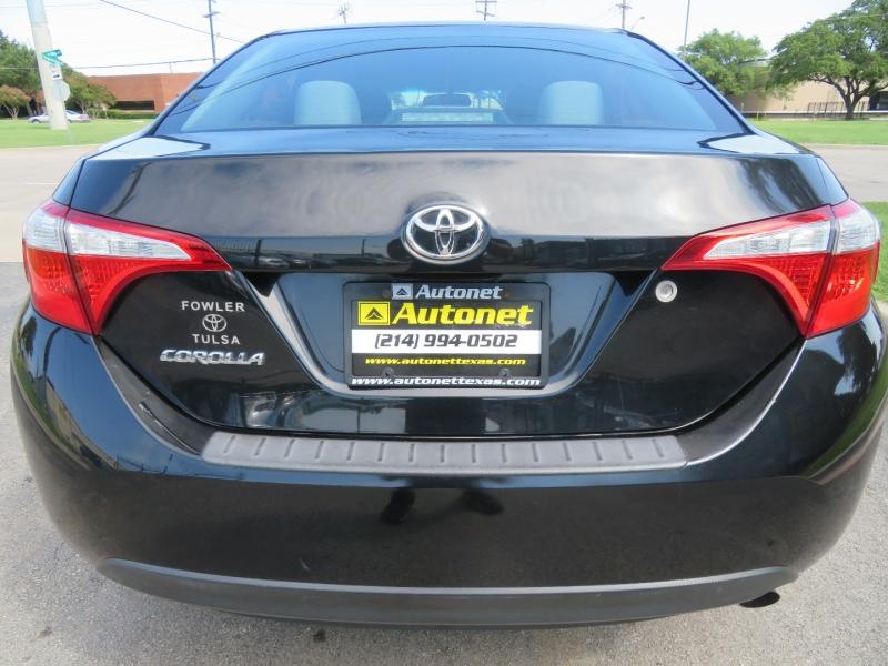 Toyota Corolla 2016 price $10,980