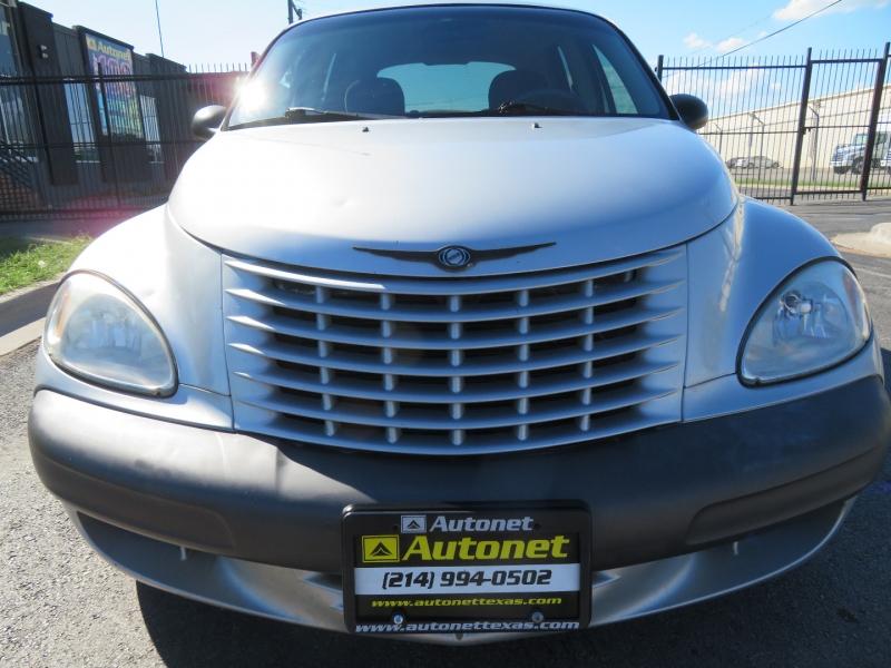 Chrysler PT Cruiser 2002 price $4,590