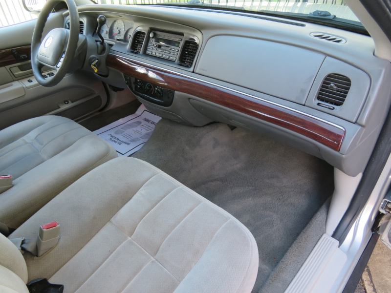 Mercury Grand Marquis 2003 price $3,999