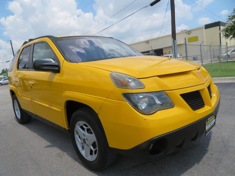 Pontiac Aztek 2003 price $5,995