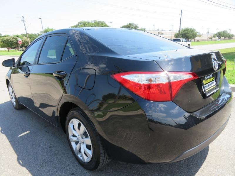 Toyota Corolla 2015 price $10,980