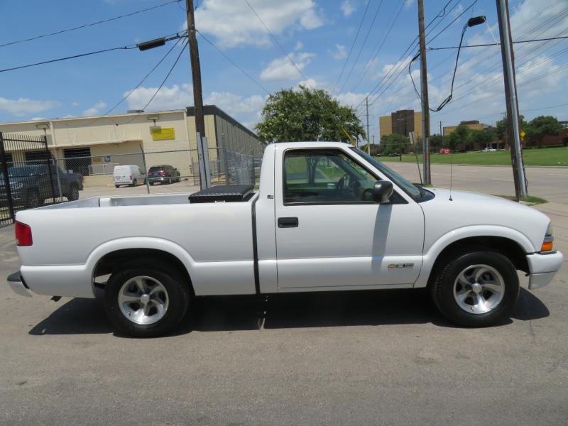 Chevrolet S-10 1998 price $4,980