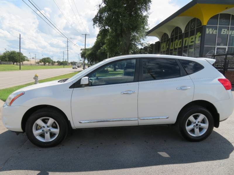 Nissan Rogue 2013 price $6,980