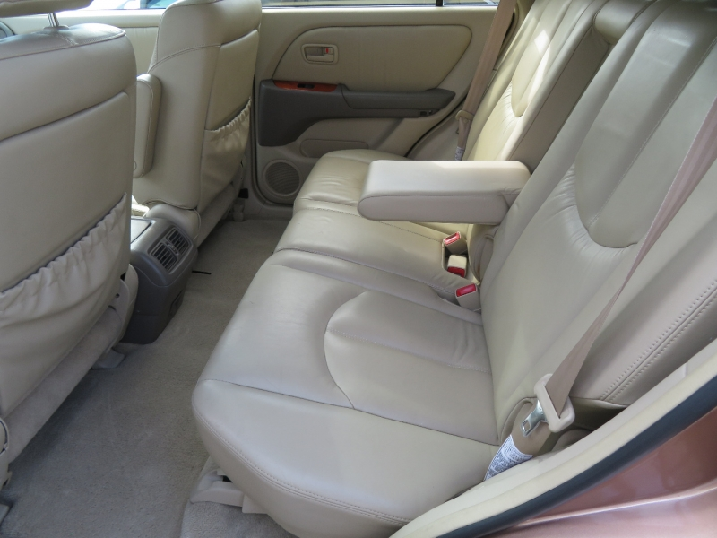 Lexus RX 300 Luxury SUV 1999 price $4,980