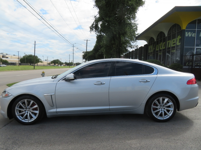 Jaguar XF 2012 price $9,890