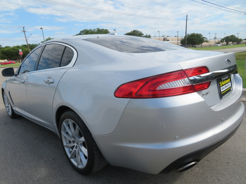 Jaguar XF 2012 price $10,590