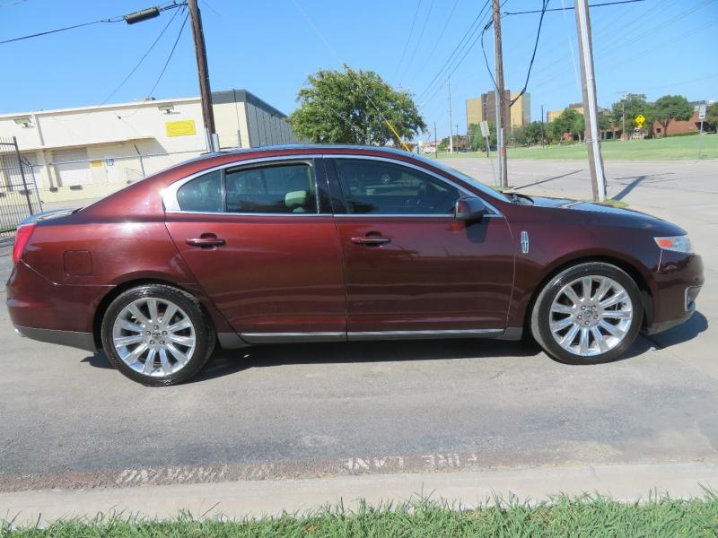 Lincoln MKS 2009 price $6,490