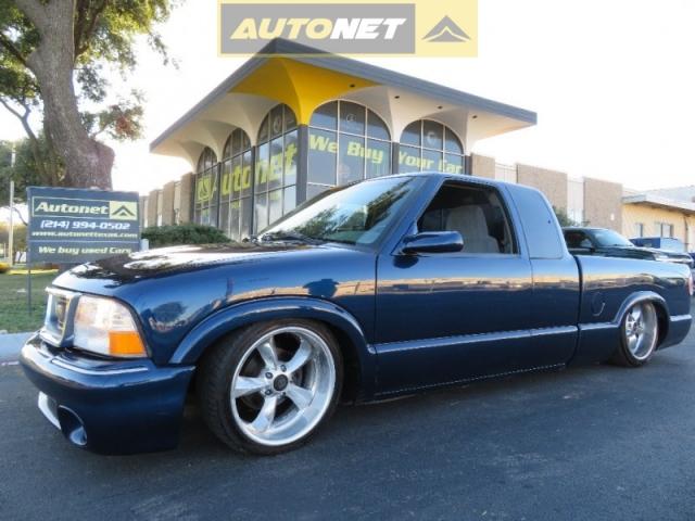 2000 Chevrolet SHOW CAR S-10 W/Air Suspension