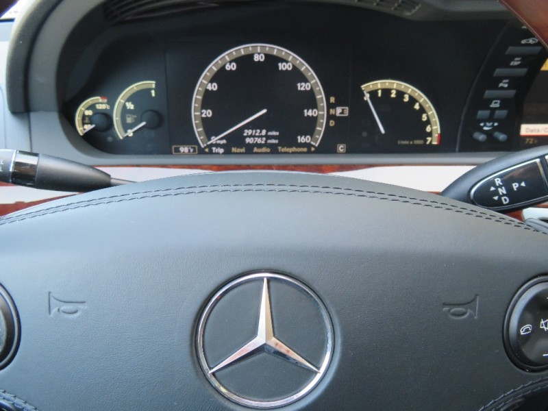 Mercedes-Benz S-Class 2009 price $16,490