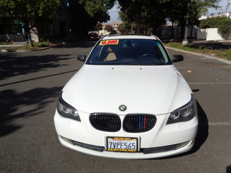 BMW 5-Series 2010 price $8,890