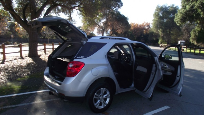 Chevrolet Equinox 2012 price $11,990