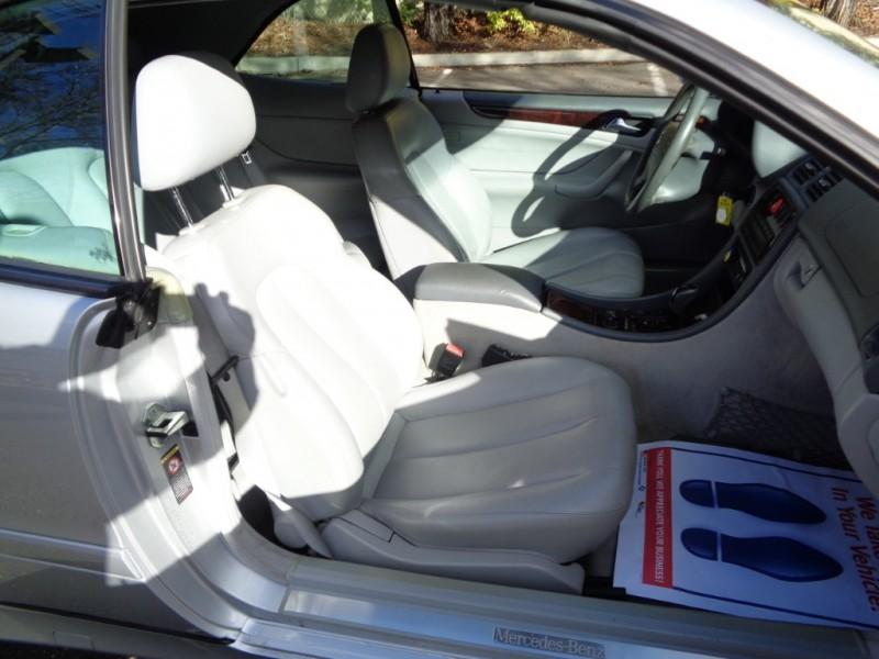 Mercedes-Benz CLK-Class 2001 price $6,990