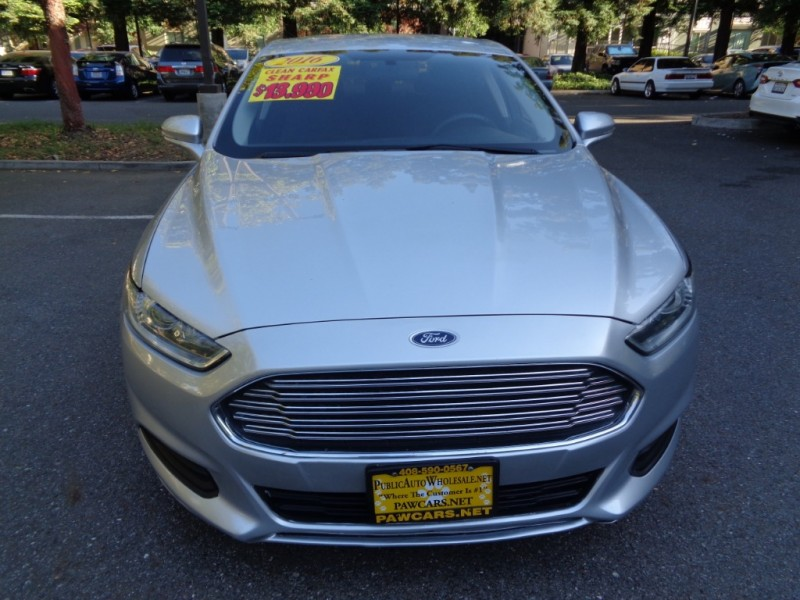 Ford Fusion 2016 price $12,990