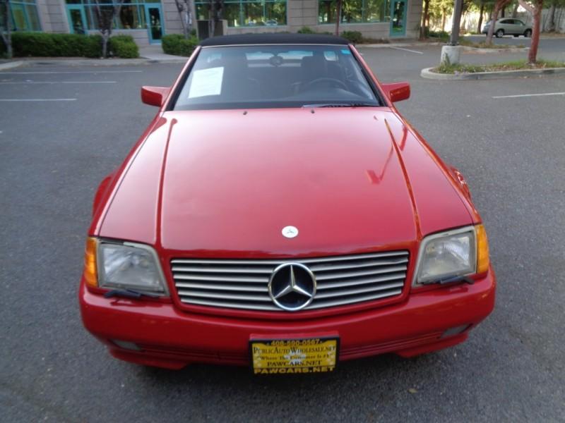 Mercedes-Benz SL500 1992 price $9,990