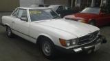 Mercedes-Benz SL-Class 1983