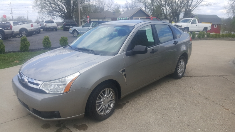 Ford Focus 2008 price $4,495