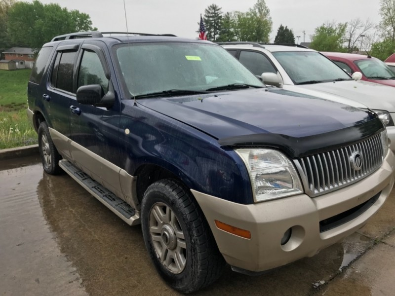 Mercury Mountaineer 2004 price $3,495