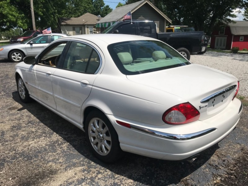 Jaguar X-TYPE 2003 price $2,699