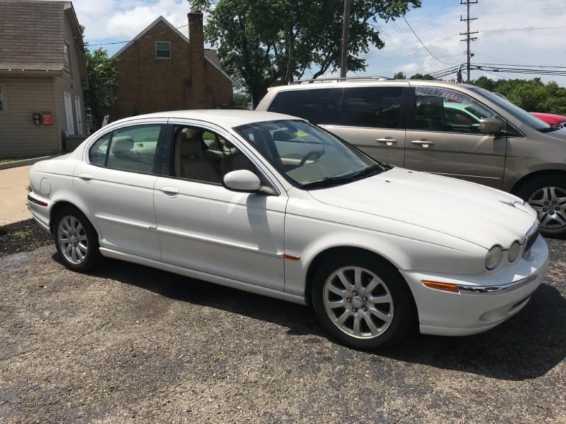 Jaguar X-TYPE 2003 price $2,699