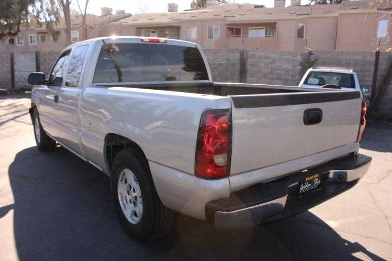 Chevrolet Silverado 1500 2WD Ext Cab 2007 price $8,998