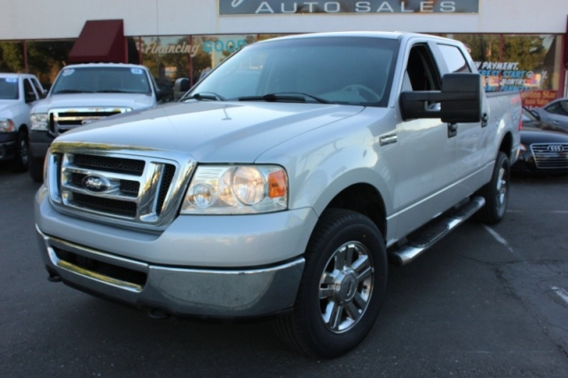 2007 Ford F-150 XLT SuperCrew AWD