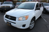 Toyota RAV4 With 3rd Row Seat 2012