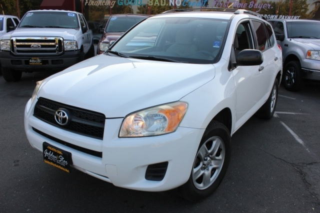 2012 Toyota RAV4 With 3rd Row Seat