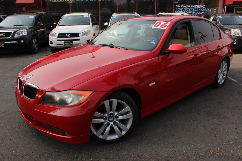 BMW 3 Series 325i Sdn RWD 2006 price $5,495