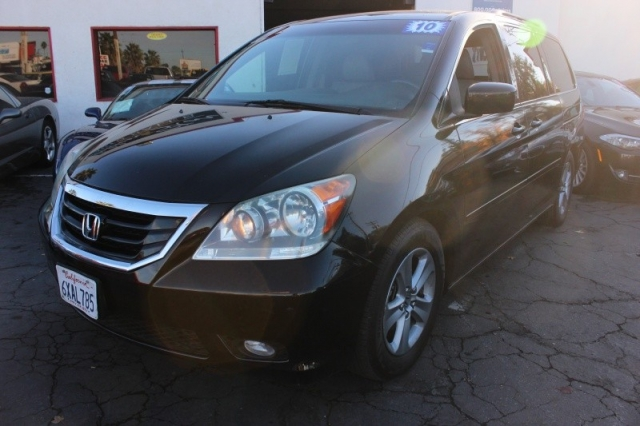 2010 Honda Odyssey Touring & Navi