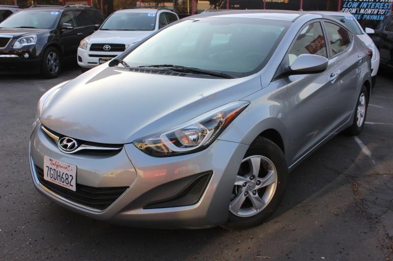 Hyundai Elantra 2015 price $8,498